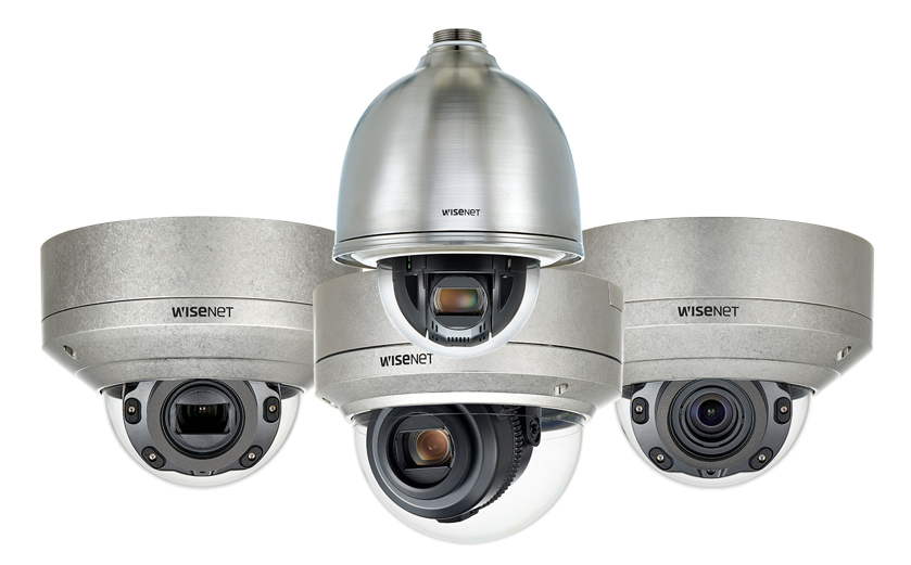 Stainless Steel Cameras